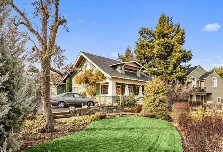 Craftsman Home Income Property